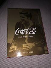 Coca-Cola Set Of Three: Film, Music, Sports
