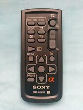 Control remoto Sony RMT-DSLR1