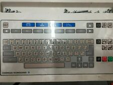 Keyboard from Charmilles 2400 Edm machine
