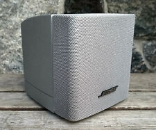 BOSE Single Cube Einzelcube Würfel Acoustimass Series III II Serie 3 2 Lifestyle