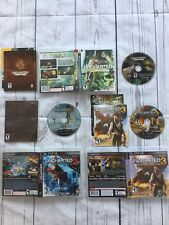PS3 Uncharted Drakes Fortune, 2 Among Thieves, 3 Drakes Deception