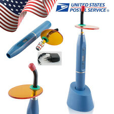 Dentist Dental 5W Wireless Cordless LED Curing Light Lamp 1500MW *USA FAST SHIP*
