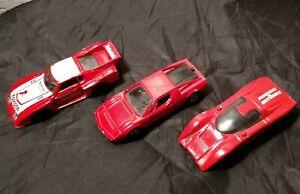 Vintage Die Cast Cars ERTL Hardcastle & McCormick Mattel Tomica Maserati Celica