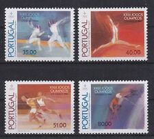 OLYMPIA 1984/ Portugal MiNr 1635/38 **