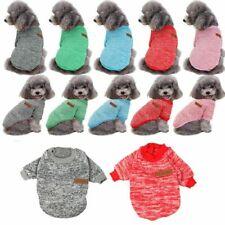 Xs-2Xl Pet Dog Fleece Coat Clothes Puppy Warm Cat Jacket Vest Apparel Sweater Us