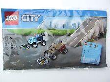 LEGO City 5004404 Polizei Verfolgung Give Away Promo Polybag Bag Beutel