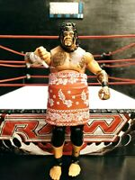 WWE UMAGA MATTEL WRESTLING ACTION FIGURE ELITE COLLECTION SERIES 40 FLASHBACK