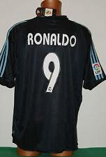 shirt ronaldo real madrid 2003 2004 camiseta SIEMENS mobile XL tags new away vtg