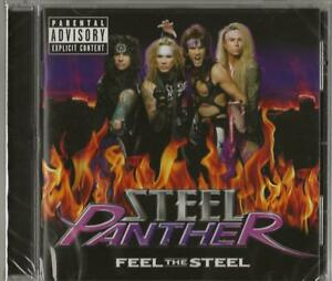 Steel Panther   CD   Feel The Steel von Steel Panther (2009)   NEU!!