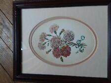 """vintage art deco - Windsor Art Products framed print """"Antique Floral"""""""