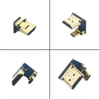 4BMicro HDMI To HDMI Adapter Connector Converter Accessories For Raspberry Pi