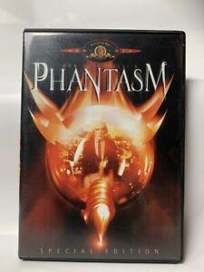 PHANTASM rare US DVD cult horror movie aka THE NEVER DEAD