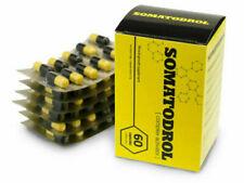 Somatodrol 60 Kaps Orginal 100% Testosteron und HGH Activator Probolan 50