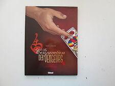 LA CONJURATION DES VENGEURS T1 EO2011 TBE VALLEE DES HOMME EDITION ORIGINALE DD1