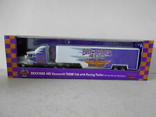 Ertl Brickyard 400 Kenworth T600B Cab w/ Racing Trailer - Indianapolis Speedway
