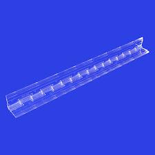 Klavierscharnier 30,48 cm aus Acrylglas - Scharnier auch für Plexiglas