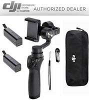 DJI Osmo Mobile Gimbal Stabilizer for Smartphones Free Extra Battery Reburbished