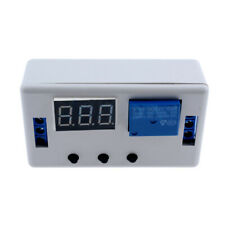12V LED Home Automation Delay Timer Control Switch Relay Module Digital + case