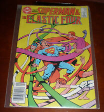DC Comics Presents - Superman and The Elastic Four - May 1986 #93