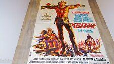 steve mcqueen NEVADA SMITH  ! affiche cinema  landi western 1966