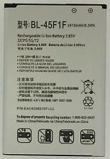 Replacement Battery for LG Phoenix 3 AT&T  M150 BL-45F1F EAC63382107 2410mAh