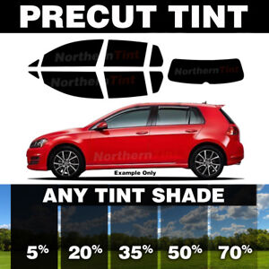 Precut Window Tint for Mazda 3 Hatchback 04-09 (All Windows Any Shade)