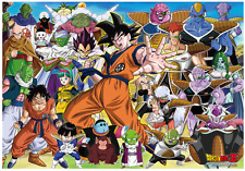 "Jigsaw Puzzles 1000 Pieces ""Dragon Ball Z - Namek Saga"""