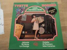 YVETTE HORNER-TANGOS,PASO-DOBLES,VALSES-MFP - MP 201 - 1975 French - NM / EX