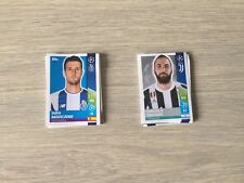 Lot 14 Stickers Topps UEFA Champions League 2017/18