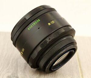 Best! HELIOS 44-2 M42 58mm f/2.0 Soviet Lens for Zenit Pentax USSR