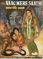 Naag Mere Saathi Horror Snakes Press Book Bollywood