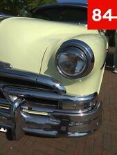 +Chevrolet Chevy Two-Ten Deluxe 210 Fleetline Styleline Scheinwerfer E-Zeichen+