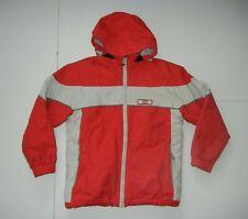 BURTON TRINITY Bright Red SNOWBOARD JACKET Ski Winter Coat Kid Sz YOUTH 14/16