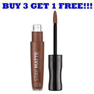 Rimmel Liquid Lipstick Stay Matte Scandalous 731 5.5ml