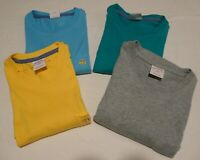 Lot of 4 Brooks Brothers T-Shirts Mens Size Medium 346 & 1818 Golden Fleece Logo