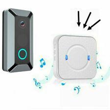 Modern WiFi Smart Wireless Door Bell Camera Video Chime Doorbell Ring Supplies