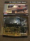 Vintage Monogram 55 Ford Panel Truck Model Kit