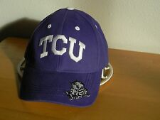 CAP BRAND NEW TCU HORNED FROGS TEXAS CHRISTIAN HIGH QUALITY EMBROIDERED LOGO