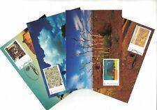 1995 Australia Maxi Cards SG 1503/6