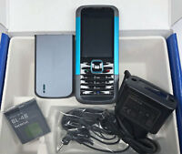 Unlocked Bluetooth Camera 2G GSM Keyboard Video FM Radio MP3 Bar Cell Phone