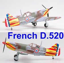 Easy Model 1/72 France D.520 n°248 of france vichy government. #36338