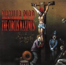 MANILLA ROAD - The Circus Maximus [CD]