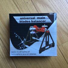 Turnigy R/C Universal Main Blade Balancer (Carbon Fiber)