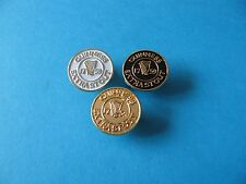 3, Guinness EXTRA STOUT Pin badges. VGC. Unused.