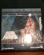 Orignal Star Wars Laser Videodisc