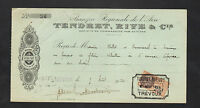 """TREVOUX (01) BANQUE REGIONALE DE L'AIN """"TENDRET , RIVE & Cie"""" en 1926"""