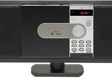 Denver mcd-61 système compact tuner FM, USB 2.0 , sd, lecteur DVD utilisé