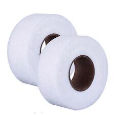 3 x 10m Hemming Web Large Roll Wonder Iron On Tape Sewing Bonding Badges Craft