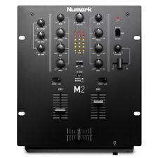 Numark M2 - 2-Channel Scratch DJ Mixer