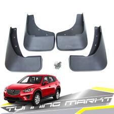 Schmutzfänger Spritzlappen Satz Vorne + Hinten für Mazda CX-5 CX5 12-16 mf5